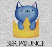 Ser Pounce-a-lot One Piece - Short Sleeve