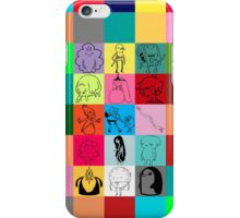 Adventure Time - Patches iPhone Case/Skin