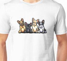 Fantastic Four Frenchies Unisex T-Shirt