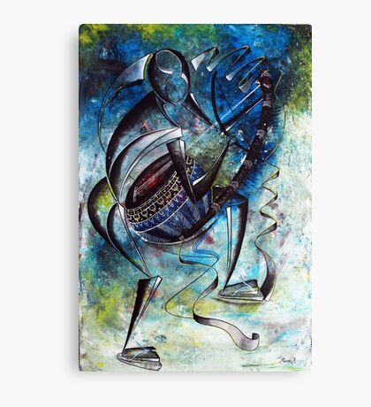 The Sound of Zeze Canvas Print