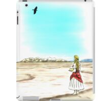 Saline The Salt Lake Queen iPad Case/Skin
