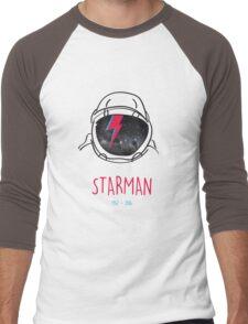 Starman Men's Baseball ¾ T-Shirt