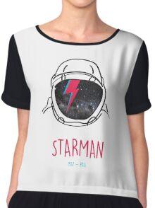 Starman Chiffon Top