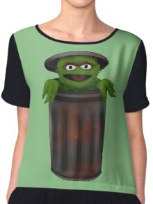 Such Grouch so much Can Chiffon Top