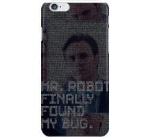 mr.robot_eps1.2_d3bug.mkv iPhone Case/Skin