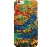 My Blue Shoes iPhone Case/Skin
