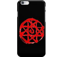 Attach Your Soul iPhone Case/Skin
