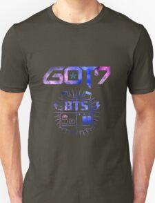 BTS GOT7 Unisex T-Shirt