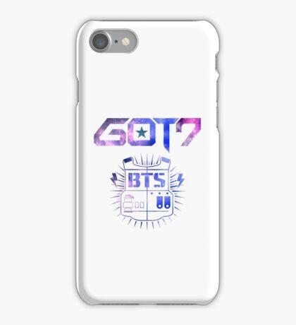BTS GOT7 iPhone Case/Skin