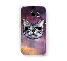Censor Cat Samsung Galaxy Case/Skin