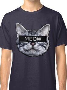 Censor Cat Classic T-Shirt
