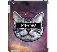 Censor Cat iPad Case/Skin