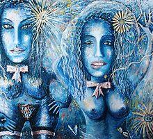 Martian women by danielgomez