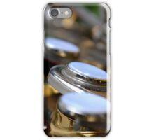 Tenor Sax III iPhone Case/Skin