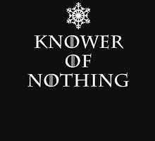 You Know Nothing Jon Snow Unisex T-Shirt