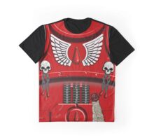 Blood Angels Armour Graphic T-Shirt