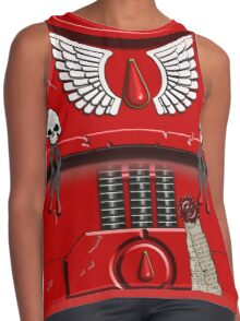 Angel Armour Contrast Tank