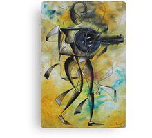 Zeze Women Canvas Print