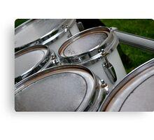 Tenor Drum Canvas Print