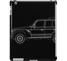 Toyota Land Cruiser FJ61 Outline iPad Case/Skin