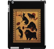 Dogs and Olympics iPad Case/Skin