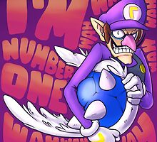 WALUIGI TIME by TootSoup