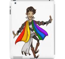 Mustachioed Magister Master Dorian iPad Case/Skin