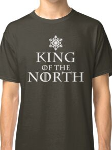 Jon Snow King of the North Classic T-Shirt