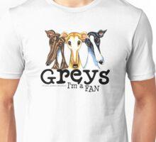 Greyhound Fan Unisex T-Shirt