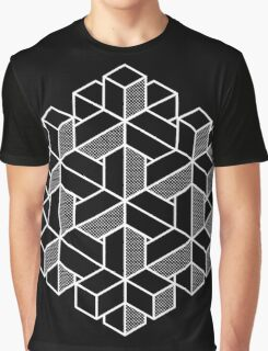 Impossible Shapes: Hexagon Graphic T-Shirt
