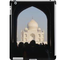 Taj Mahal Keyhole iPad Case/Skin