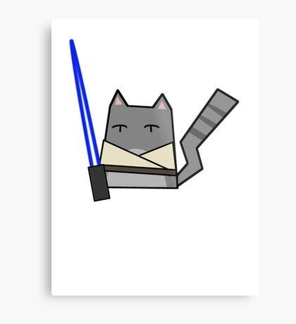 Skywalker Cat Metal Print