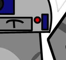 R2D2 Cat Sticker