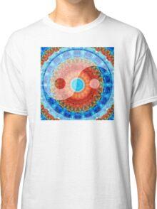 Ideal Balance Yin and Yang by Sharon Cummings Classic T-Shirt