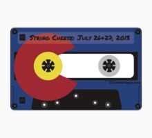 String Cheese Incident Red Rocks 2013 by COssetteTapes