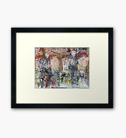 Royal Arcade Framed Print