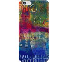 This Man Dreams in Color Too iPhone Case/Skin