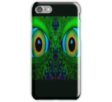 """THE EYES HAVE IT"" Psychedelic Print iPhone Case/Skin"