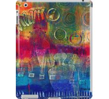 This Man Dreams in Color Too iPad Case/Skin