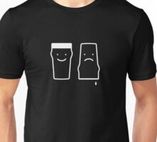 Stout The Comedy and Tragedy Unisex T-Shirt