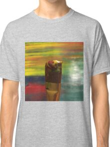 Impressionist Brush Classic T-Shirt