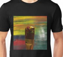 Impressionist Brush Unisex T-Shirt