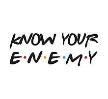 Enemy Photographic Print
