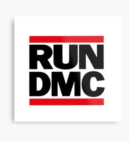 Dmc Metal Print