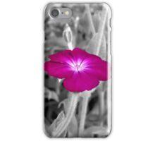 Silver Sea iPhone Case/Skin
