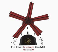 Through The Mill Kids Tee