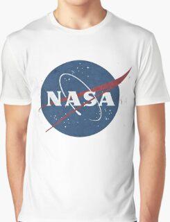 nasaa Graphic T-Shirt