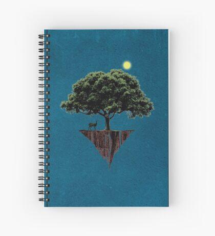 Summer of Bo (Day) Spiral Notebook