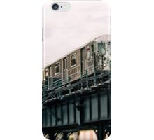 1 Line, New York City iPhone Case/Skin