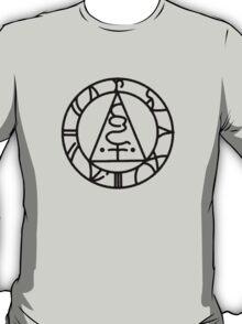 The Seal of Metatron (Black) T-Shirt
